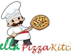 #111 para Logo Design for Sorella Pizza Kitchen de priyasuman
