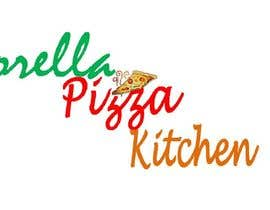 #115 para Logo Design for Sorella Pizza Kitchen de priyasuman