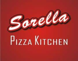 #106 para Logo Design for Sorella Pizza Kitchen de vennqi