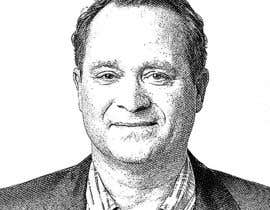 #20 for Photo Stippling (WSJ-style hedcuts) of Head Shots by OlgaINTD