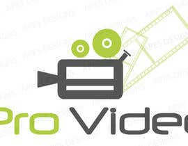 #14 untuk Design a logo for Pro Video (Action Cam Accessories) oleh Creativeapes1