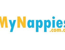 #9 para Logo Design for My Nappies por Buzz116