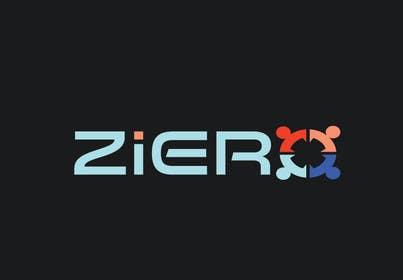 #62 untuk Design a Logo for ZiERO oleh silverhand00099