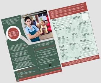 #5 untuk Design creative double-sided Flyer oleh tanzeelrahman