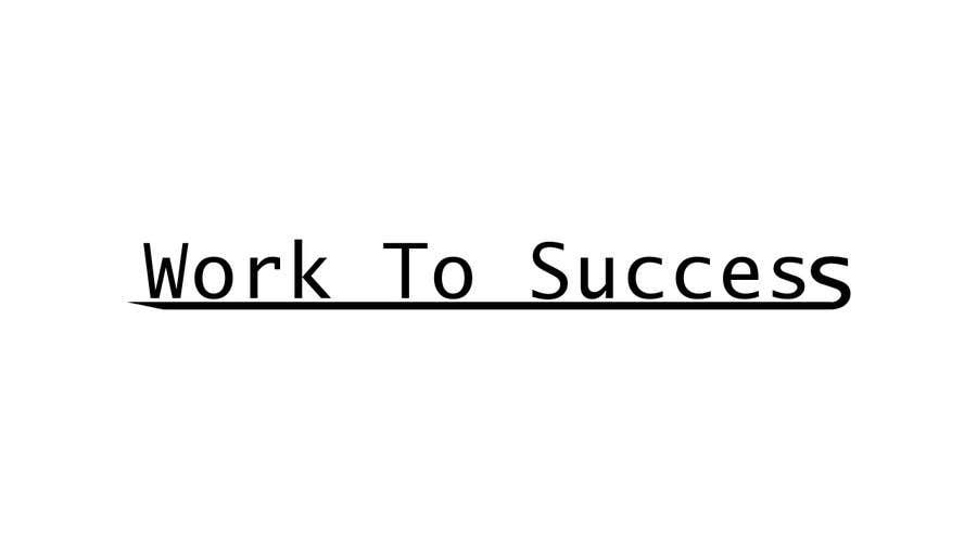 Bài tham dự cuộc thi #                                        17                                      cho                                         work to success