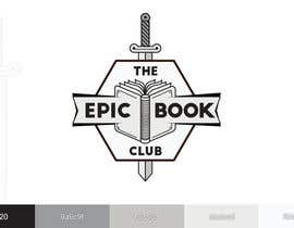 #83 for Design a book-themed logo! by ivitopp