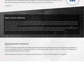 lassoarts tarafından Build a Website for a New Quantitative Trading Firm için no 105