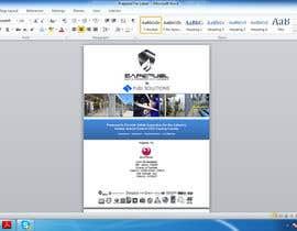 #4 untuk Design Proposal Cover Template in MS Word oleh mithusajjad