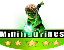 lugllugl tarafından Create New logo for www.minifigurines.fr için no 40