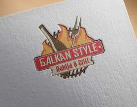 #18 for BALKAN STYLE / Rakija & Grill : Logo design by KonstantinosArg