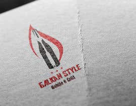 #24 for BALKAN STYLE / Rakija & Grill : Logo design by KonstantinosArg