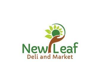 #64 untuk Design a Logo for New Leaf Deli and Market -- 2 oleh Dezzy01