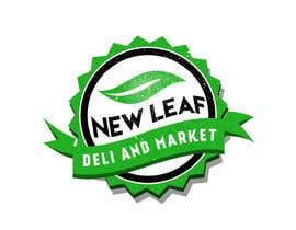 #3 untuk Design a Logo for New Leaf Deli and Market -- 2 oleh joeljrhin