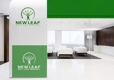 #71 untuk Design a Logo for New Leaf Deli and Market -- 2 oleh sdartdesign