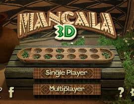 #27 untuk Design a 3D game of mancala oleh matsugae