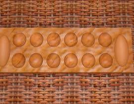 #13 untuk Design a 3D game of mancala oleh dhonfaxz