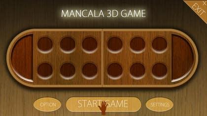 #14 untuk Design a 3D game of mancala oleh angela2015