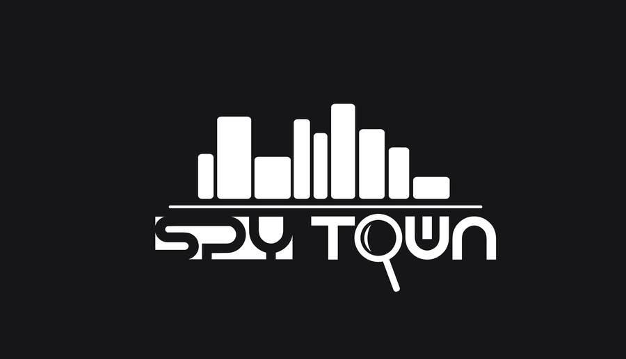 Penyertaan Peraduan #29 untuk Design a Logo for spy town