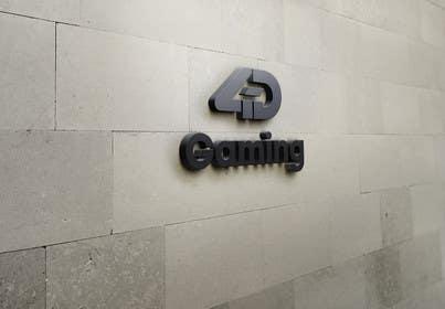 billsbrandstudio tarafından Design a Logo for 4-D Gaming için no 49