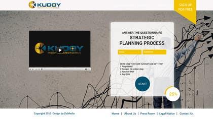 #11 untuk Build a Website that automates a strategic planning process oleh zicmedia