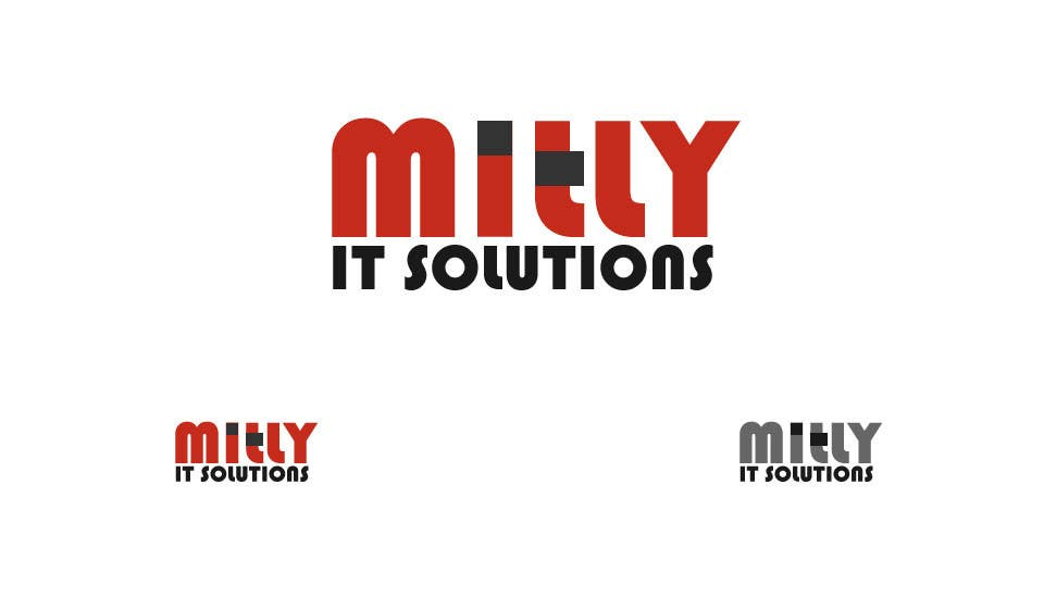 #39 for Design a Logo for Milly IT Solutions by plesua