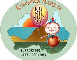 IreneChernykh tarafından Design a Logo for Kununurra Markets için no 38