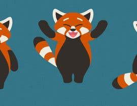 #26 untuk Red Panda Mascot For Language Learning Site oleh orlandi