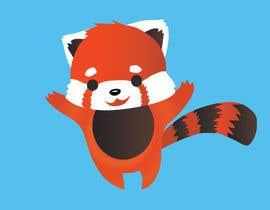 #23 untuk Red Panda Mascot For Language Learning Site oleh dighie31