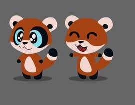 #3 untuk Red Panda Mascot For Language Learning Site oleh ALapointe