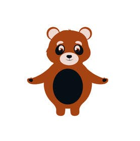 #11 untuk Red Panda Mascot For Language Learning Site oleh selinayilmaz1