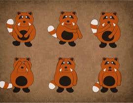 #21 untuk Red Panda Mascot For Language Learning Site oleh asikata
