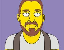 #5 for Illustrate Me as a Simpson's Character by summerhill5
