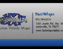 #17 para Design some Business Cards for Car Wrap Business por designfrenzy