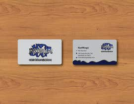 #6 for Design some Business Cards for Car Wrap Business by raywind
