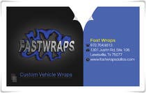 Contest Entry #9 for Design some Business Cards for Car Wrap Business