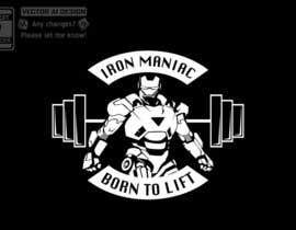 #12 untuk Iron maniac oleh MarinaWeb