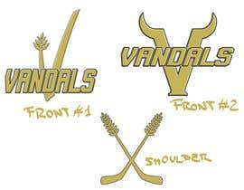 #42 untuk Hockey Logo and Jersey Design oleh temperfidelis