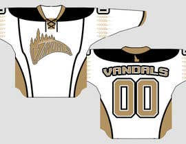 #55 untuk Hockey Logo and Jersey Design oleh temperfidelis