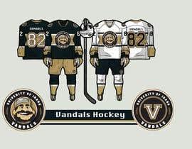 #44 untuk Hockey Logo and Jersey Design oleh ScottRSchranz