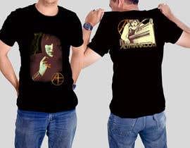 sandrasreckovic tarafından Design a T-Shirt for Musician/Artist! için no 11