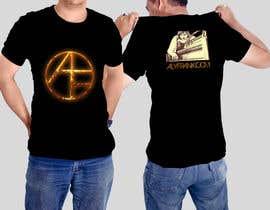 sandrasreckovic tarafından Design a T-Shirt for Musician/Artist! için no 14