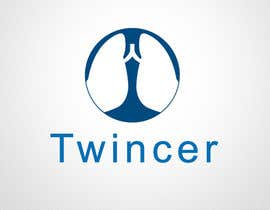 #33 for Design a logo for Twincer device af fingal77