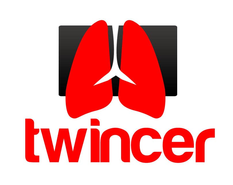 #59 for Design a logo for Twincer device by wilfridosuero