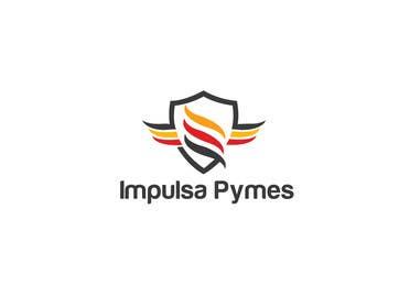 "TALHAZUBAIR123 tarafından Logo design for digital advertising company ""Impulsa Pymes"" için no 38"