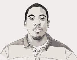 #8 untuk I need an artist to draw a sketch of this photo. NO IMAGE TRACE oleh cristinasosailu