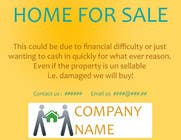 Contest Entry #7 for Design a Flyer,logo and web page for distressed property sales