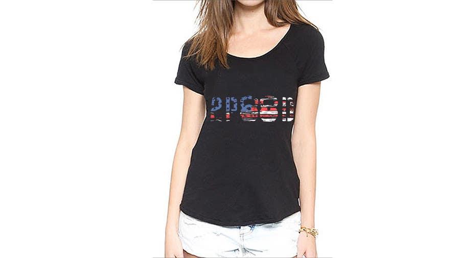 Penyertaan Peraduan #14 untuk Design a Logo for new 2POOD t shirt