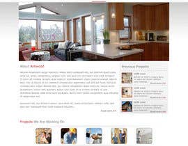#20 for Build a Website for Antwood Construction by tania06
