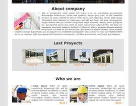 #39 untuk Build a Website for Antwood Construction oleh oswaldvillarroel