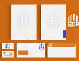 #62 untuk Design a new logo & associated stationary for a building design company oleh interlamm